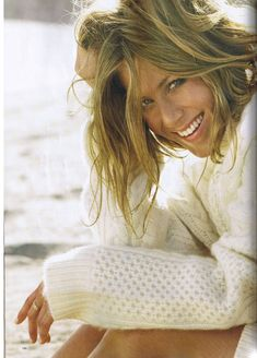 Jennifer Aniston~Inspiration every year to be more beautiful than the last in many ways