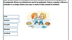 20 Ideas De Fichas Para Trabajar La Empatía Empatia Fichas Educacion Infantil