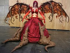 A festival participant in costume attends the Japan Expo and Comic Con at the Parc des Expositions in Villepinte near Paris on July 6, 2013.