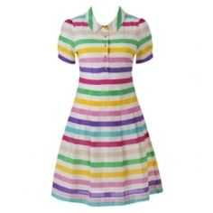 Alannah Hill dress - love the colours!