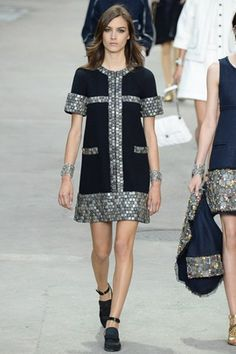 Chanel S/S 15 PFW
