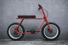 The Ruckus Bike