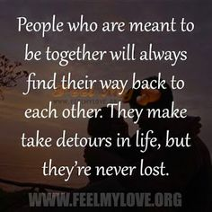 They're never lost... #quotes