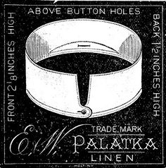 Royalty Free Vintage Images Mens Collar