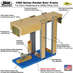 Pocket Door For The Pantry For The Home Doors Pocket