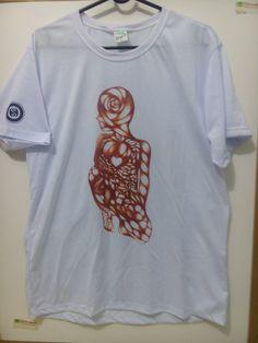 Camisetas Paulo SapucaiaT-shirt   Arte; Soul de Salvador