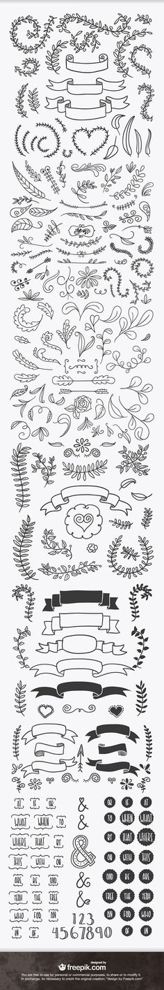 <a href='http://www.freepik.com/free-vector/hand-drawn-flowers-collection_1065449.htm'>Designed by Freepik</a>