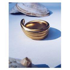 Palermo Shells Ring
