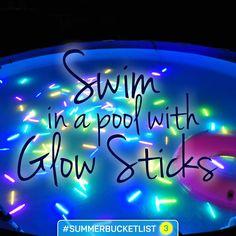 Glow Sticks On Pinterest Glow Sticks Glow And Pools