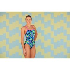 Funkita Ladies Swimwear - Fairy Fish Single Strap One Piece