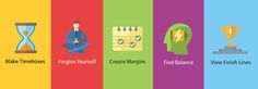 Trello article - - - The Five Uncommon Habits Of Highly Productive People