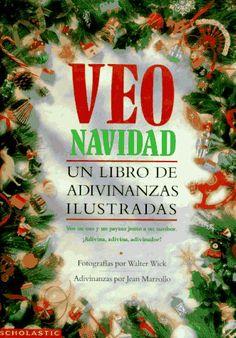 Veo navidad: un libro de adivinanzas ilustradas by Jean Marzollo