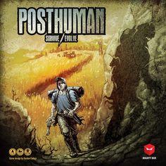 Posthuman | Image | BoardGameGeek