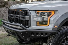 2017 Ford Raptor Stock Front Bumper Removal Guide