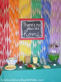 I want to do this behind the table in the kitchen!
