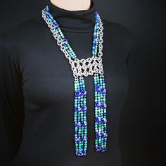 #Necklace. #Jewelry. Divina Locura. Colección Dolce Suono. #Collar COSI FAN TUTTE.