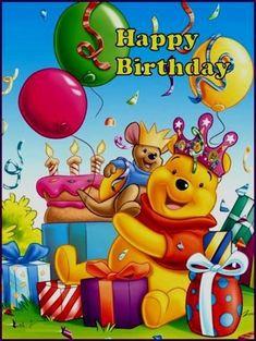 Happy Birthday Disney, Happy Birthday Blue, Happy Birthday Wallpaper, Happy Birthday Video, Happy Birthday Celebration, Happy Birthday Pictures, Happy Birthday Flowers Wishes, Birthday Wishes For Kids, Happy Anniversary Wishes