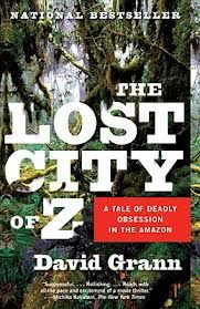 Kerri recommends reading The Lost City of Z by David Grann if you are traveling to Brazil.
