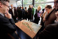 Plannen voor de Kustzone van Almere Poort door Vesteda. © Gert Jan van Rooij