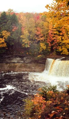 Tahquamenon Byway: Waterfalls,  pubs, and forests on Roadtrippers