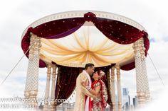 Sindhi & Punjabi Wedding by PhotosMadeEz in Hyatt Jersey City, NJ with Elegant Affairs Inc., SV Bridal Concepts, Sanjana Vaswani, Moghul Catering, Sweetpea planners Featured in Maharani Weddings. Best Wedding Photographer PhotosMadeEz, Award winning photographer Mou Mukherjee