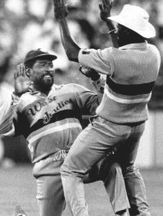 Viv Richards & Richie Richardson