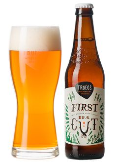 First Cut Mango IPA | Tröegs Independent Brewing