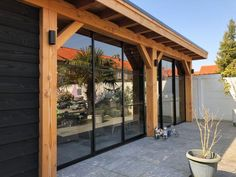 Backyard Landscaping, Landscape Design, Pergola, Florida, Outdoor Structures, Patio, Metal Doors, Garden, Outdoor Decor