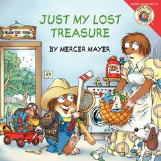 Little Critter® is searching for a missing sock all over the house, the yard, and the neighborhood. But even he is surprised by all the lost treasures he finds during his hunt!
