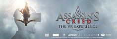 Enter the world of the Assassin's Creed like never before with this new movie VR Experience, presented by technology partners AMD Radeon & Alienware.   Watch now on Oculus Video for Rift and Gear VR! #vrshop #vrheadset #htcvive #psvr #bobovr #baofeng #mobilevr #vr360 #vrnews #virtualreality #immersive #htcive #vrbox #virtualrealityshop #vrheadsetsshop #sale #saleprice #mobilevr