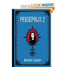 Read: I finally got the chance to read the second Persepolis book. It was enjoyable and a quick read like the first book of this series but I liked the first one better. I still recommend it for a first time graphic novel read but read it in sequence.