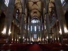 santa maria del pi barcelona - Pesquisa Google