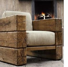 see if this will work with the wood that is on the side of the stage- would need to find the cusions #woodworkingideas