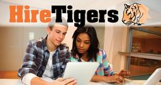 Announcing our new HireTigers job & internship posting site replacing TigerTracks!