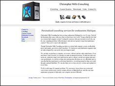 Sample of a website that I've designed. Instructional Design, My Design, Website, Industrial Design
