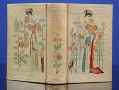 Beautifully bound books