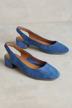 Lien.Do by Seychelles Electric Blue Slingbacks
