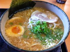 Green onion Ramen@Chiba