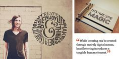 Hand Lettered Typographic Illustrations By Sean McCabe