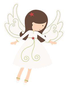 Angel, Jul, Dekoration
