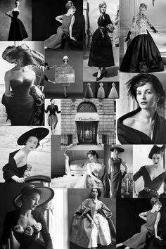 Christian Dior, Collage, Look, Lifestyle, Celebrities, Classic, Movies, Movie Posters, Dresses