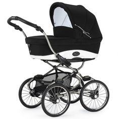Retro Kinderwagen Stylo Class - Kinder und Co. Retro Baby, Bebe Car, Vintage Stroller, Baby Carriage, Prams, Traveling With Baby, Baby Needs, Baby Time, Baby Furniture