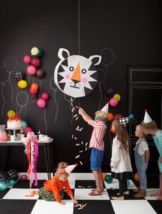 The Ultimate At-Home Kids Party Planner