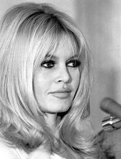 Brigitte Bardot, the prettist, sexiest, coolest, everrrr