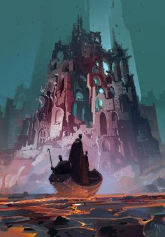 'Damnation For Beginners' (reworked). Ian McQue