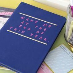 Journal Diary, Office Gifts, Caro Diario