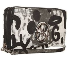 Guess Overnight Monedero Black monederos Overnight monedero guess black Noe.Moda