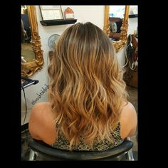Beachy Waves  Balayage  Babylights