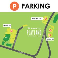 Nutrien Playland at Kinsmen Park Parks And Recreation