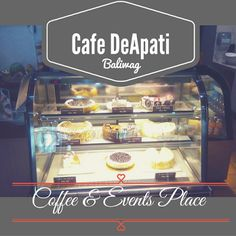 BaliwageNews: Cafe DeApati : Coffee and Events Place